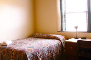 A standard room at El Rito.